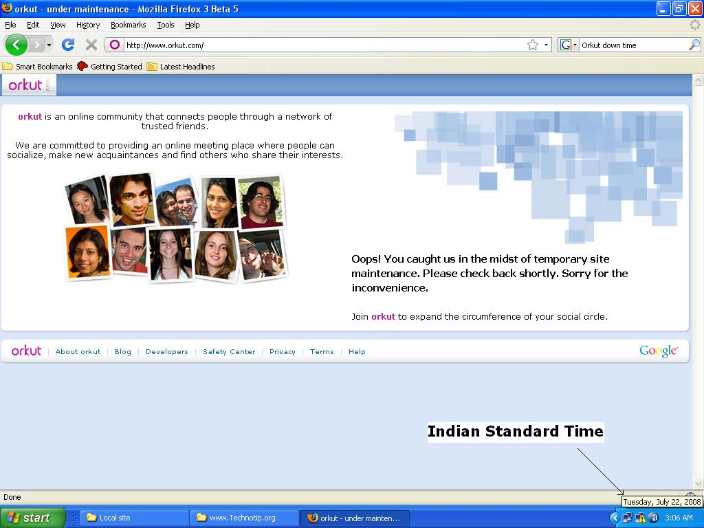 As we all know, Orkut is one of the most widely used social networking site ...