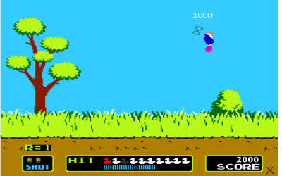 Duck Hunt The 100 Best, Free Online Flash Games