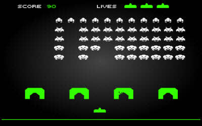 free games space invaders