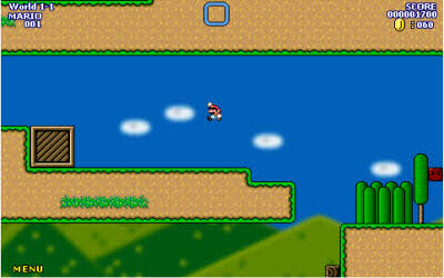 free online games super mario world