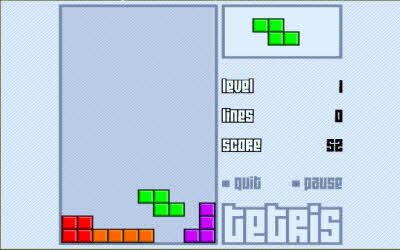 Tetris The 100 Best, Free Online Flash Games