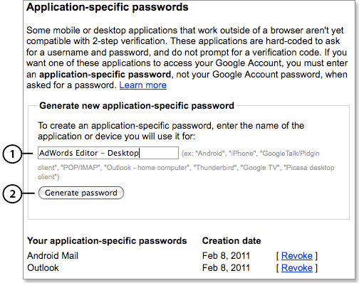 how to get google to remember your password