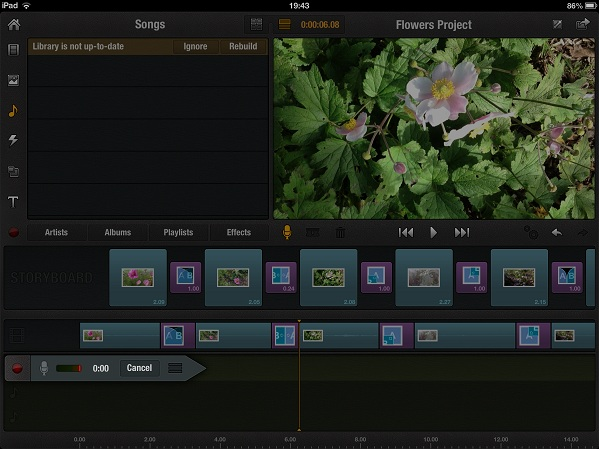 music store itunes pinnacle ipad Step by step guide to Video editing on an iPad