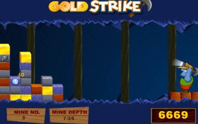 Gold Strike Online Game